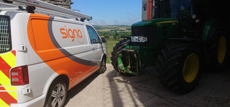 Signa Technologies Invests Further to Extend Their Network Reach in the North Yorkshire Moors