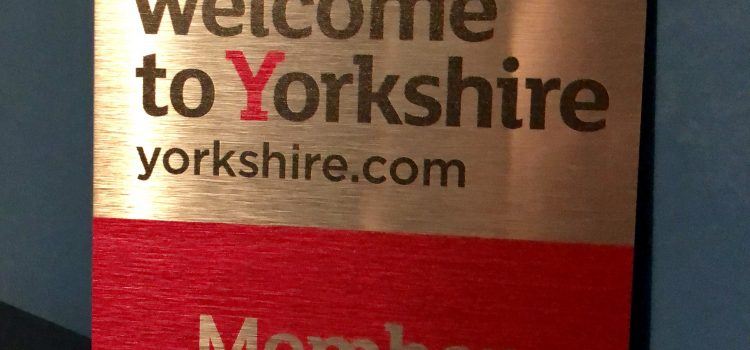 Signa Joins Welcome to Yorkshire